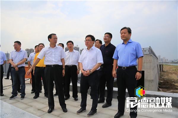 陈文浩:强化查险排险控险避险工作 确保防汛万无一失