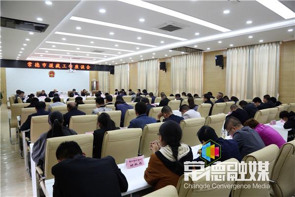 曹立军率常德市党政代表团赴隆子县考察并召开对口援藏工作座谈会