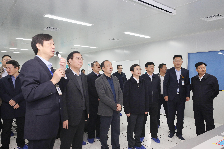 广东清远市党政代表团来常考察