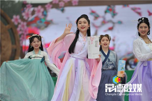 2019年桃花源文化旅游节暨春耕开犁典礼在常德启幕