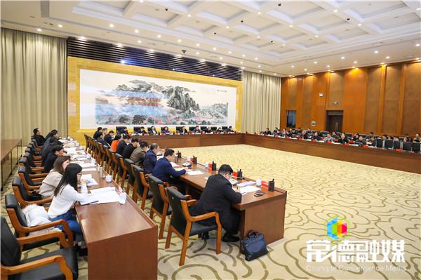 市城乡规划委员会召开2019年第2次会议