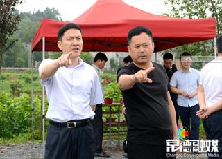 罗先东:以产业兴旺为重点 努力建设现代景区