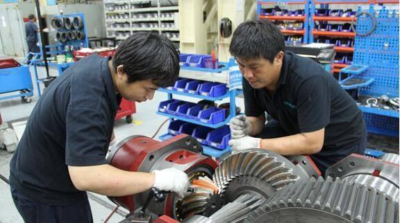 """""""一户一产业工人""""装备制造业培训班开班 一半以上为""""90后"""""""