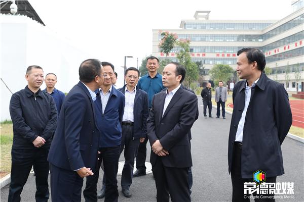 周德睿:围绕中心 服务大局 为常德发展创造安全稳定环境