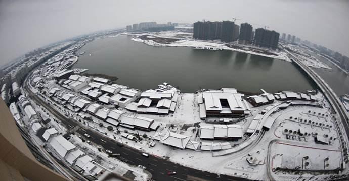 严寒冻住元旦小长假,全市接待游客同比下降逾八成