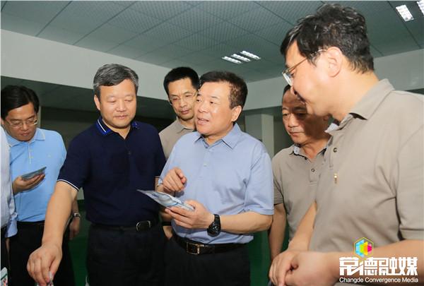 陈飞来常调研工业经济时强调 抢抓机遇 做好高质量发展文章