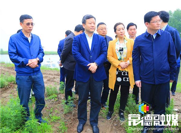 曹立军:突出生态效益 探索湿地保护新路子