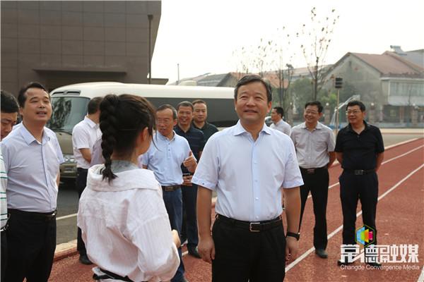 曹立军赴鼎城区调研民生实事工作:把为民办实事作为主题教育的出发点和着力点